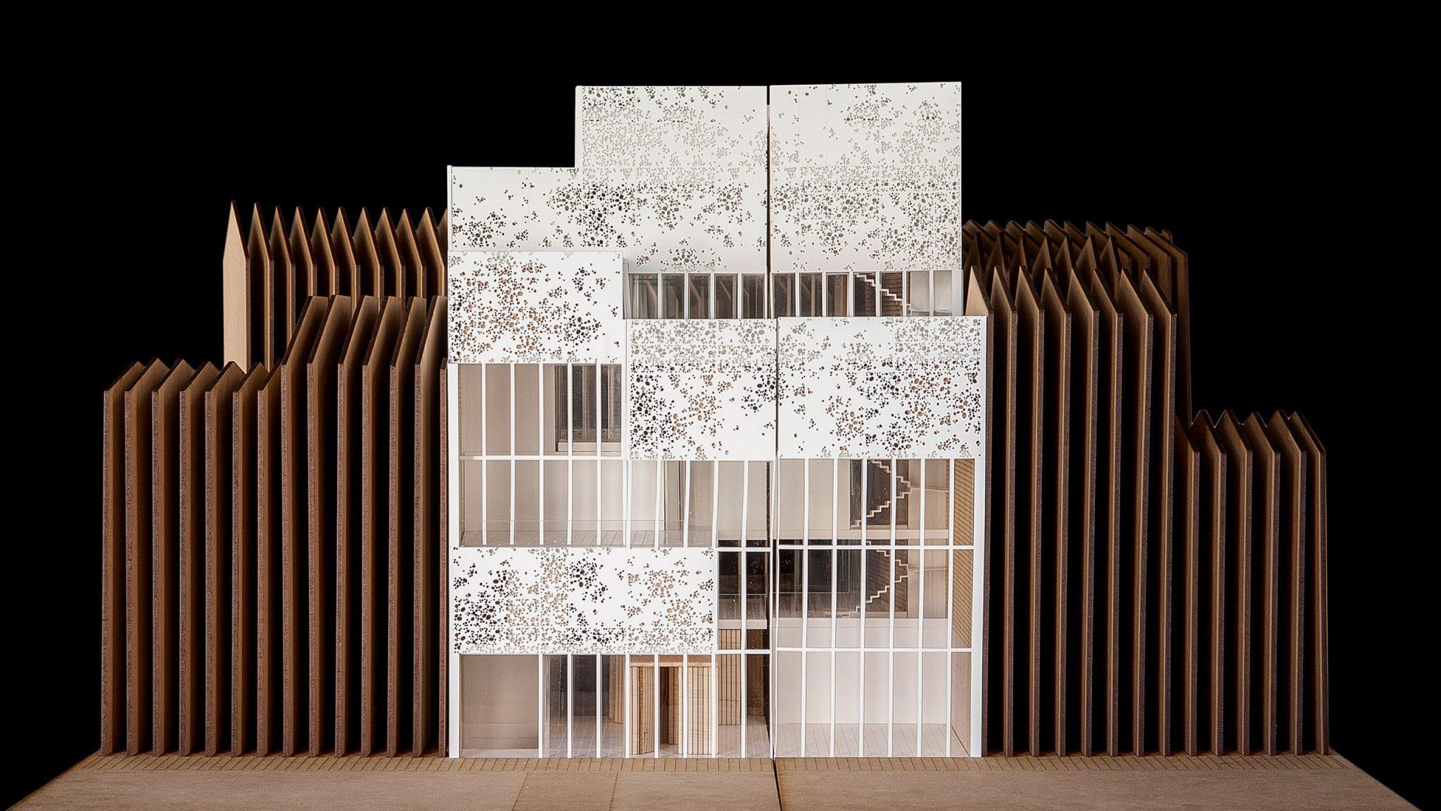 model maker maquetas edificios