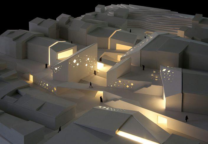Model Cultural center