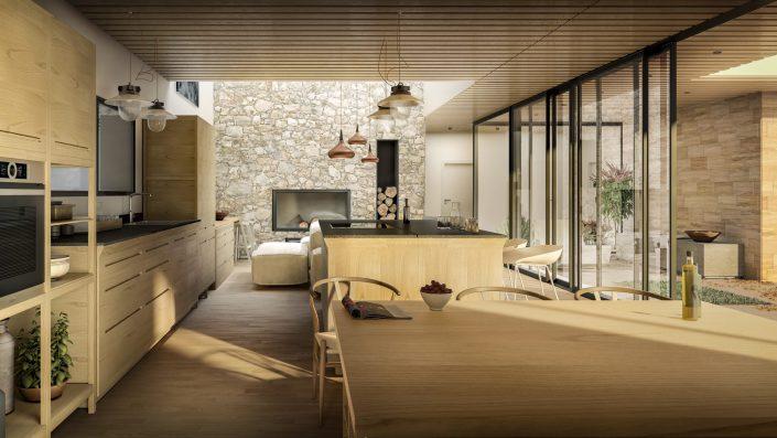 Passive house in Torrente | Negrosobreazul