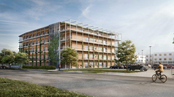 Office Building NRS INSITU
