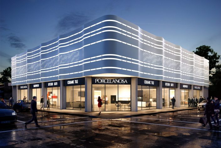 Showroom en Miami | Porcelanosa