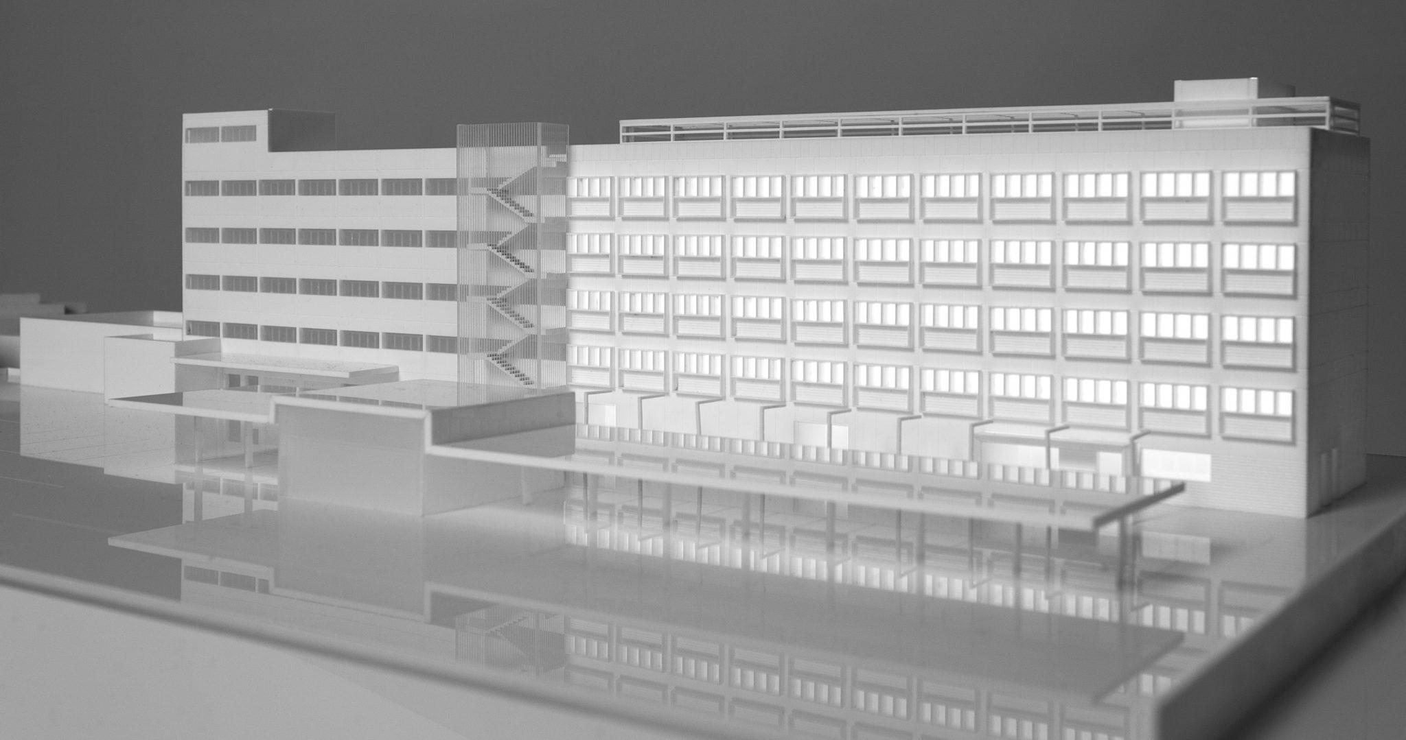 la fe valencia maqueta model arquitectura