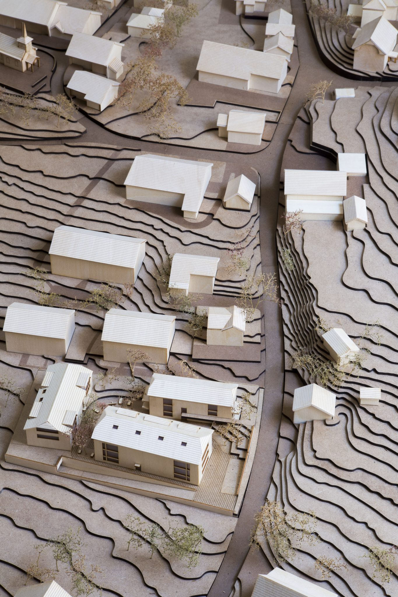real estate promotion model maqueta promocion residencial