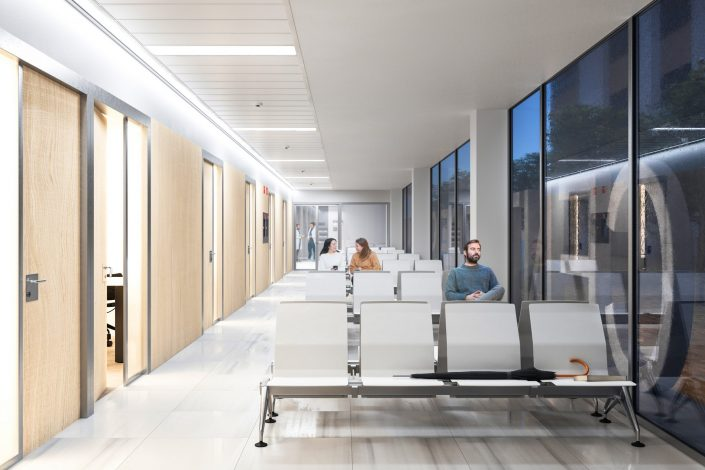Raval Healthcare Center | Paco Jiménez