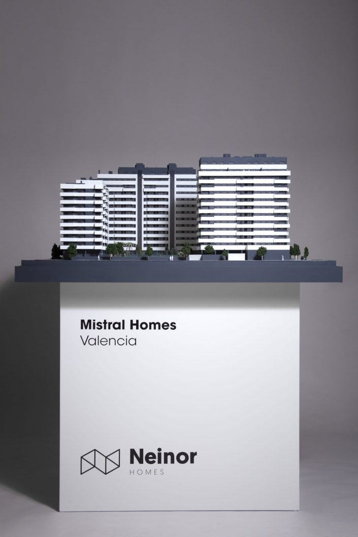 Mistral Homes | Neinor Homes